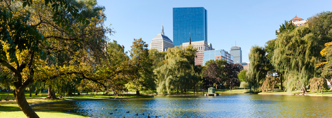 Local Attractions:      Fairmont Copley Plaza  in Boston