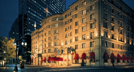 Fairmont copley plaza boston ma historic hotels of america for Historic hotels in boston