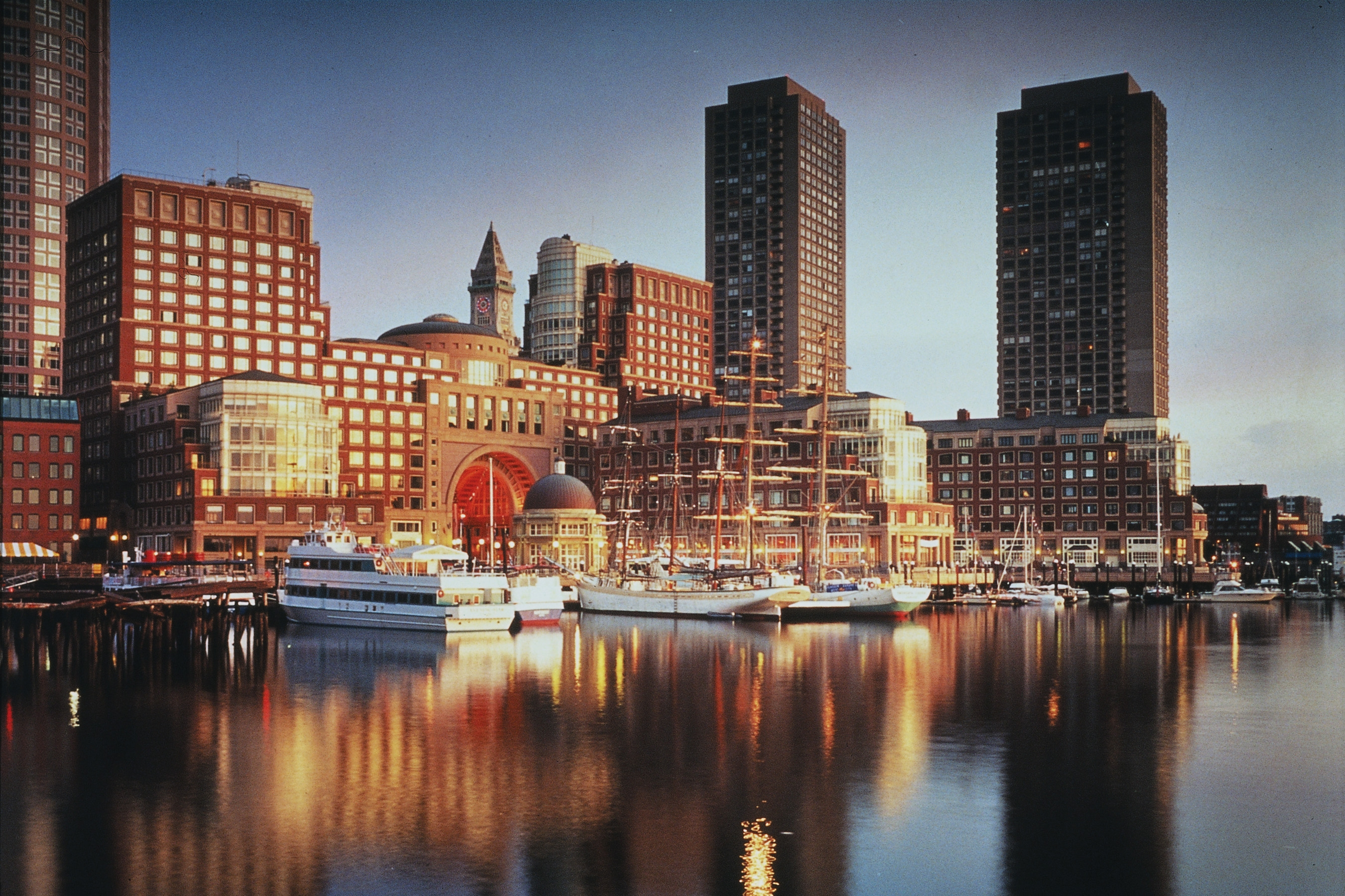 Special Offers:      Boston Harbor Hotel  in Boston