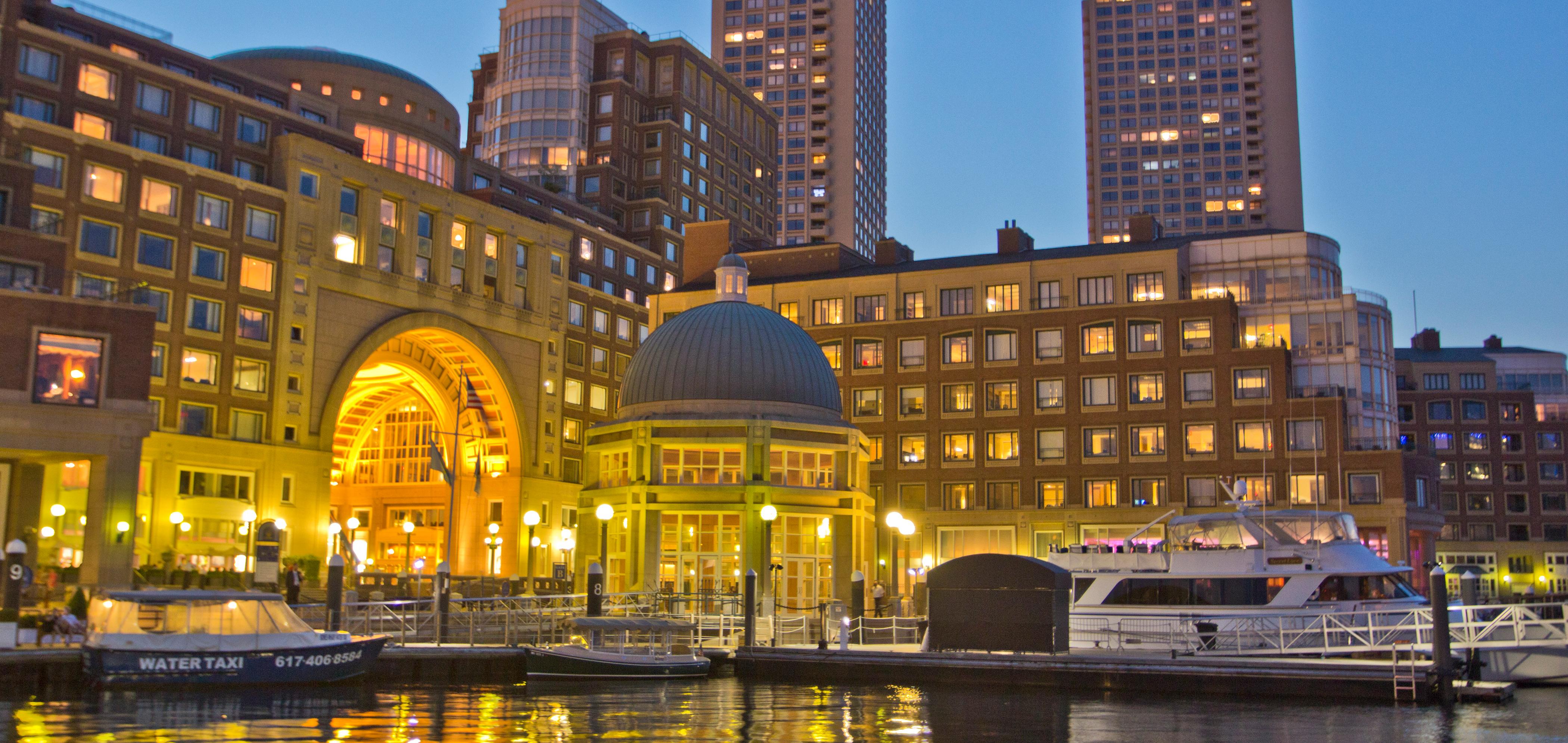 Best Hotel Location In Boston