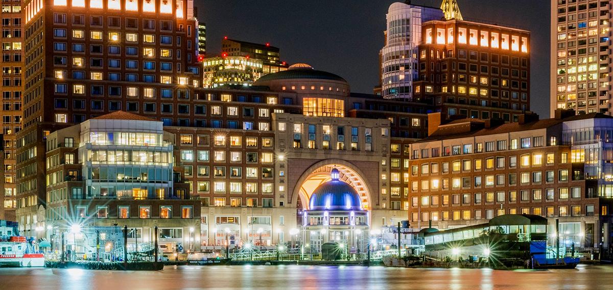 Average Room Night For Luxury Hotel In Boston