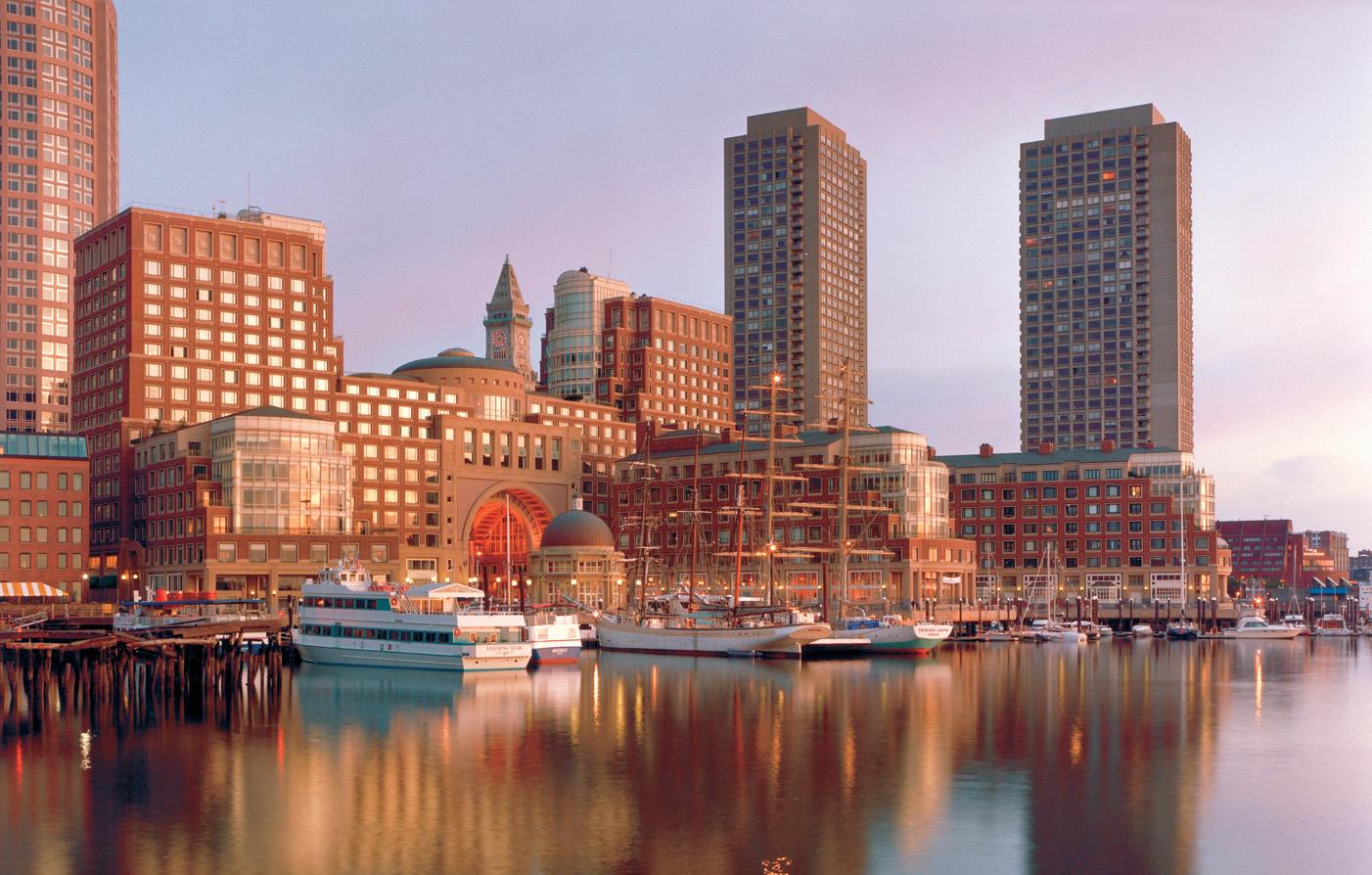 Boston Harbor Hotel Luxury Hotels In Boston