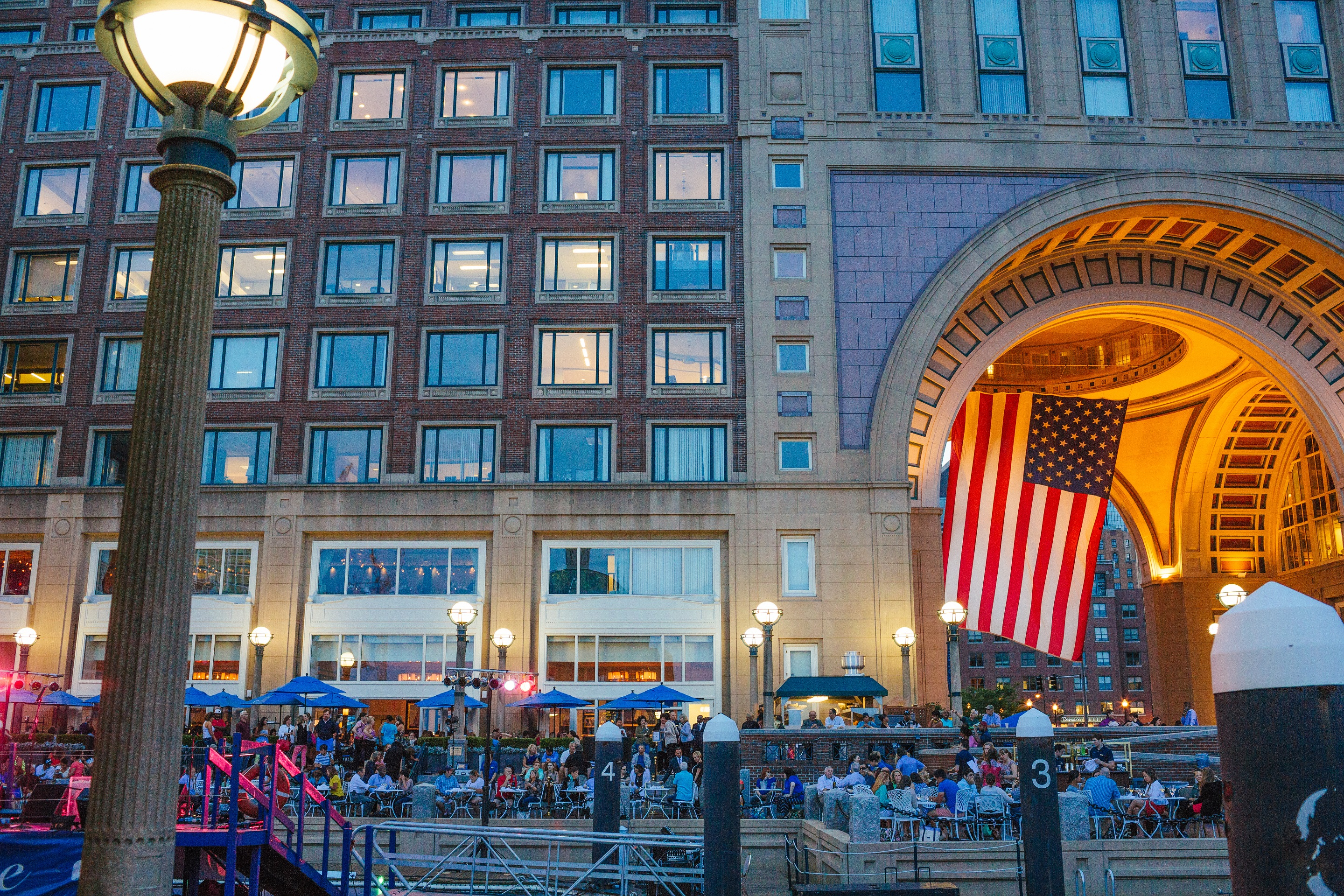 Customer Reviews:      Boston Harbor Hotel  in Boston