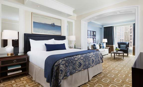 Boston Harbor Hotel  - Accommodations