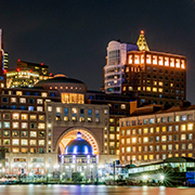 Book a stay with Boston Harbor Hotel in Boston