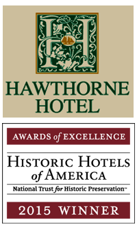 Hawthorne Hotel  in Salem