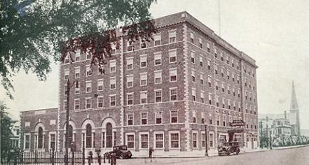 History:      Hawthorne Hotel  in Salem