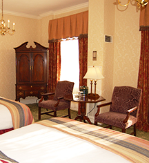 Accommodations:      Hawthorne Hotel  in Salem