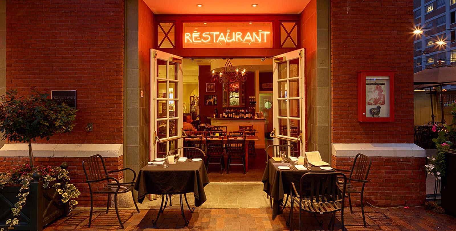 Image of The Black Sheep Restaurant & Bar The Kendall Hotel, 1894, Member of Historic Hotels of America, in Cambridge, Massachusetts, Taste