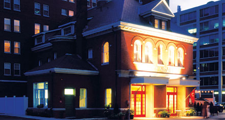 Local Attractions:      The Kendall Hotel  in Cambridge