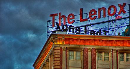 Activities:      The Lenox  in Boston