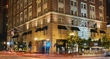 Local Attractions:      The Lenox  in Boston