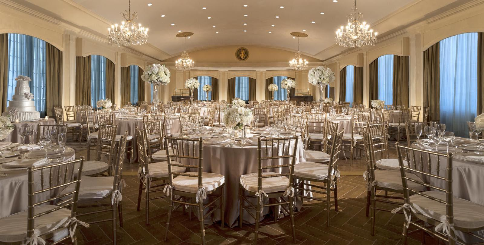 Image of Rooftop Ballroom, Omni Parker House, Boston, Massachusetts, 1855, Member of Historic Hotels of America, Special Occasions