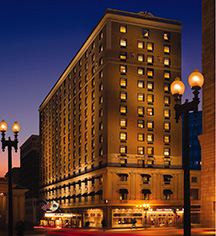 Hotels in boston massachusetts omni parker house for Historic hotels in boston