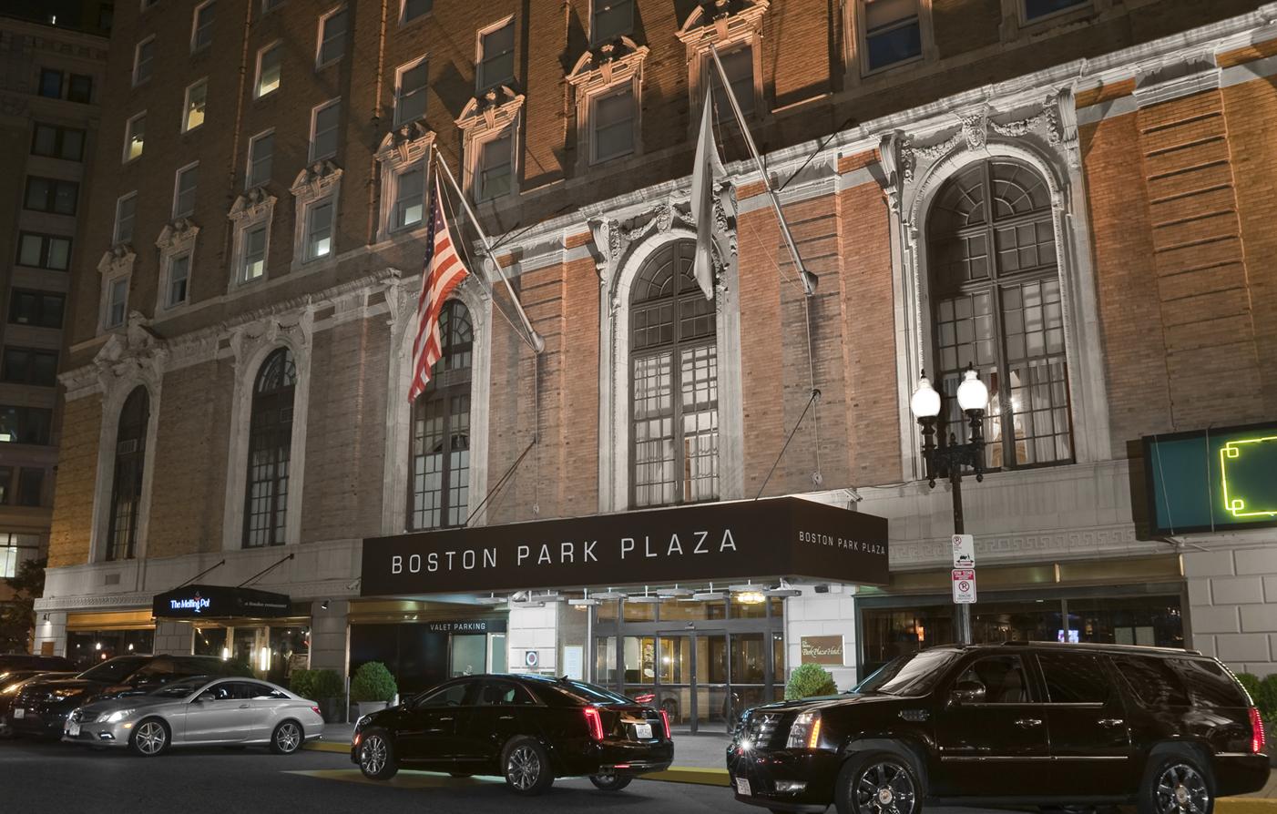 Boston Hotels Boston Park Plaza Luxury Boston Hotel