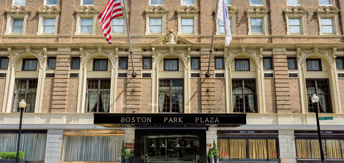 Boston Park Plaza  in Boston