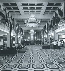 History:      Boston Park Plaza  in Boston
