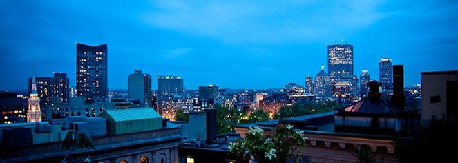 Local Attractions:      XV Beacon  in Boston