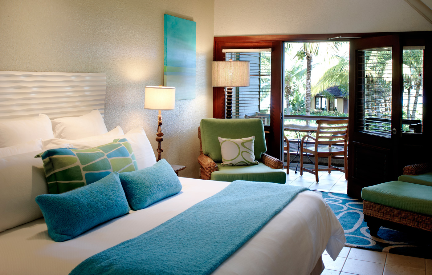 Accommodations:      Peter Island Resort  in Road Town
