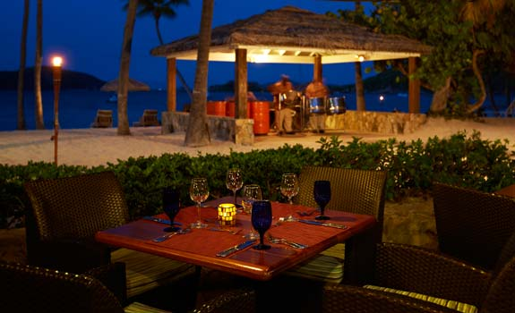 Peter Island Resort  - Dining