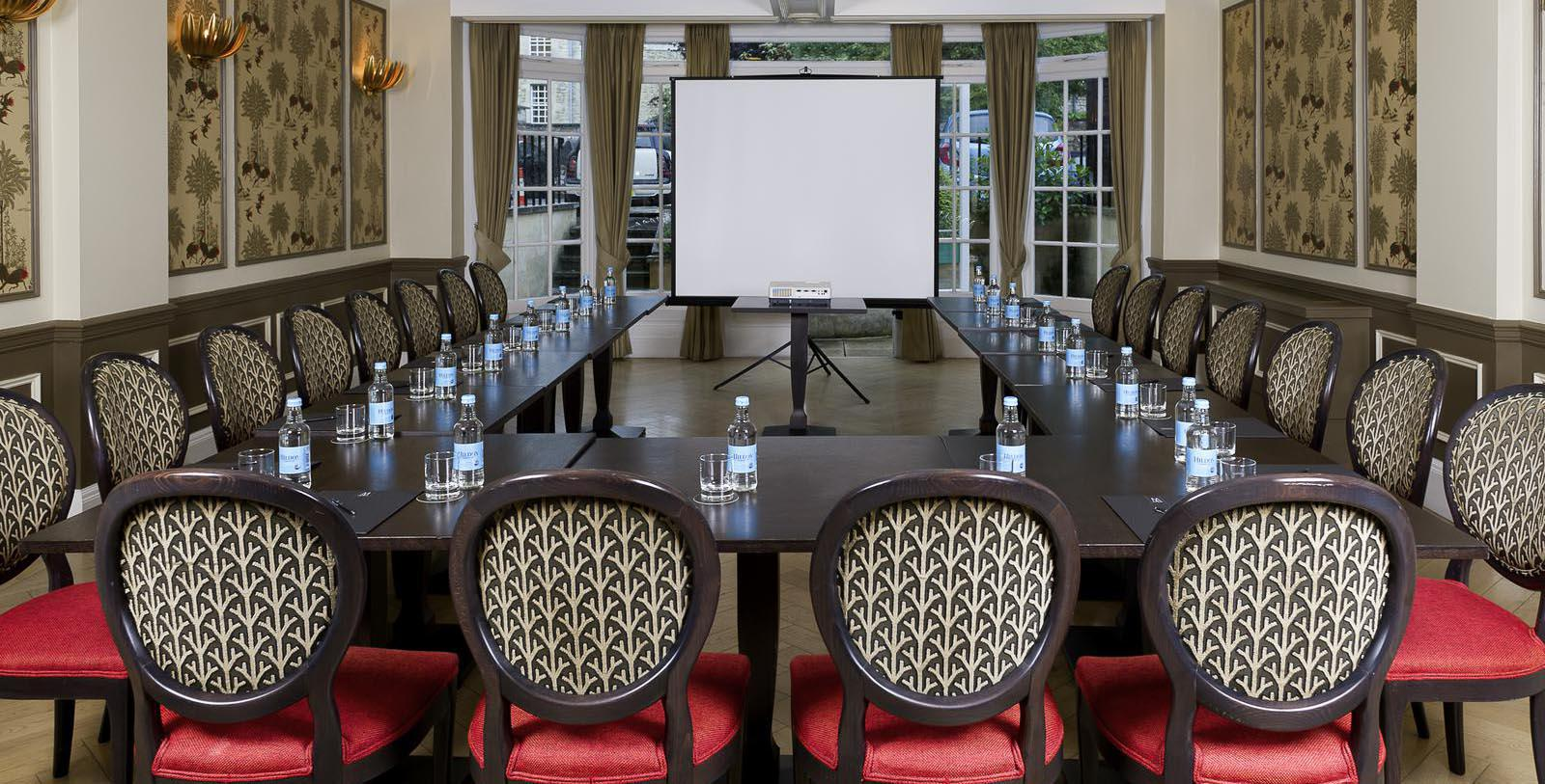 Meetings at      Francis Hotel Bath - MGallery by Sofitel  in Bath