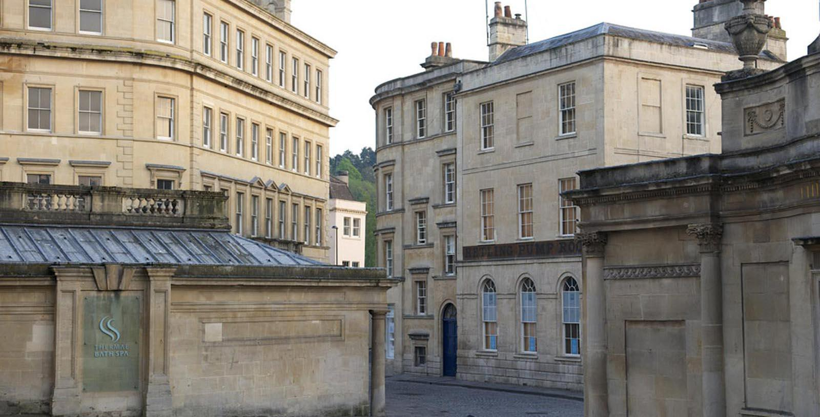 Image of Hotel Exterior Francis Hotel Bath - MGallery by Sofitel, 1736, Member of Historic Hotels Worldwide, in Bath, England, Discover