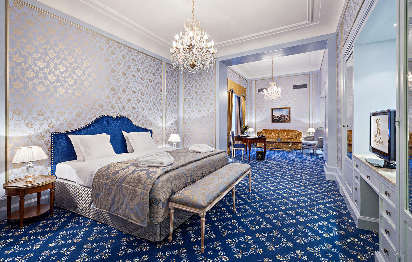 Special Offers:      Hotel Metropole  in Brussels