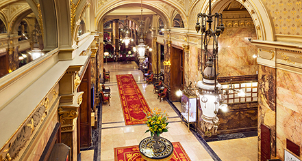 Local Attractions:      Hotel Metropole  in Brussels