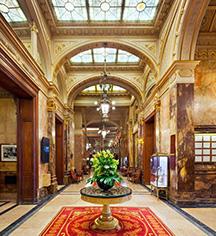 History:      Hotel Metropole  in Brussels
