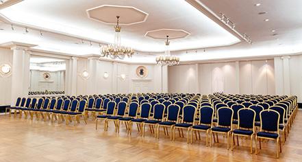 Meetings at      Hotel Metropole  in Brussels