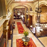 Book a stay with Hotel Metropole in Brussels