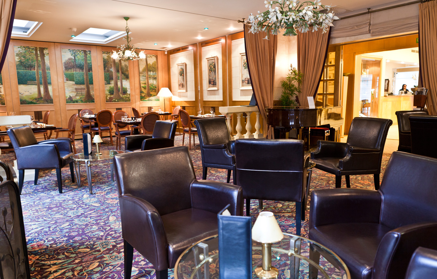 Special Offers:      Le Chatelain Boutique Hotel  in Brussels
