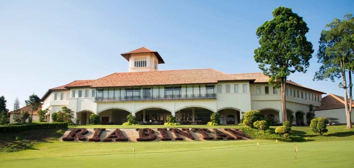 Ria Bintan Golf Club  in Bintan