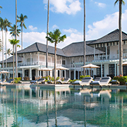 Book a stay with The Sanchaya in Bintan
