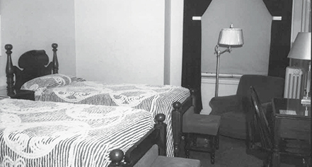 Ghost Stories:      Hilton Baton Rouge Capitol Center  in Baton Rouge