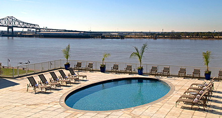Local Attractions:      Hilton Baton Rouge Capitol Center  in Baton Rouge