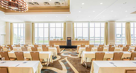 Venues & Services:      Hilton Baton Rouge Capitol Center  in Baton Rouge