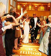 Weddings:      Hilton Baton Rouge Capitol Center  in Baton Rouge
