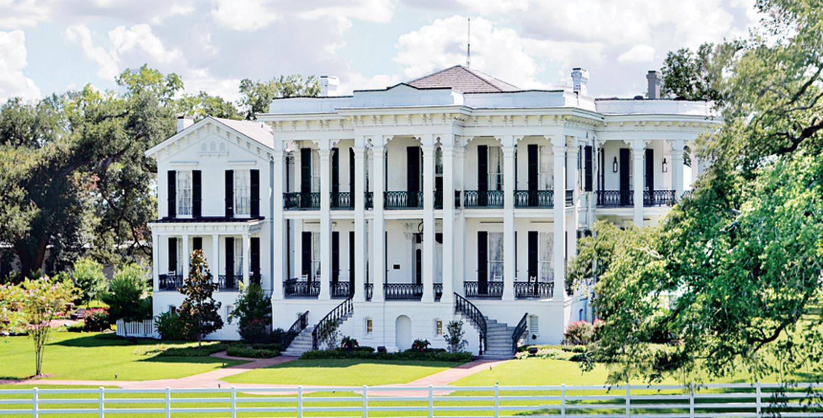 Image of Hotel Exterior, Nottoway Plantation and Resort, White Castle, Louisiana, 1859, Member of Historic Hotels of America, Special Offers, Discounted Rates, Families, Romantic Escape, Honeymoons, Anniversaries, Reunions