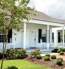 Accommodations:      Nottoway Plantation and Resort  in White Castle