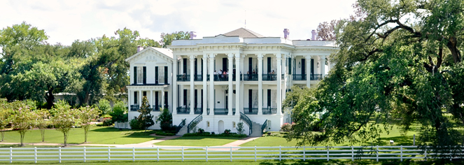 Nottoway Plantation in White Castle