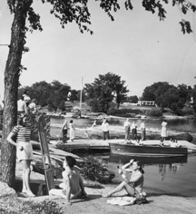 History:      Basin Harbor  in Vergennes
