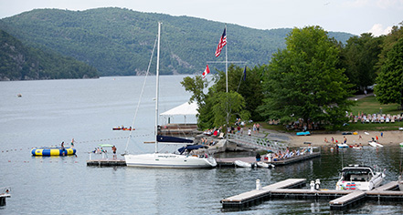 Local Attractions:      Basin Harbor  in Vergennes