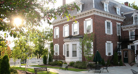 Local Attractions:      The Middlebury Inn  in Middlebury