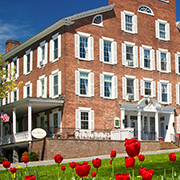 Book a stay with The Middlebury Inn in Middlebury
