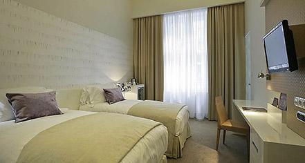 Accommodations:      Hotel Nemzeti Budapest - MGallery by Sofitel  in Budapest