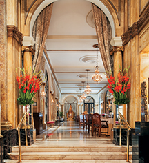 Event Calendar:      Alvear Palace Hotel  in Buenos Aires