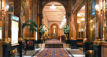 Events at      Alvear Palace Hotel  in Buenos Aires