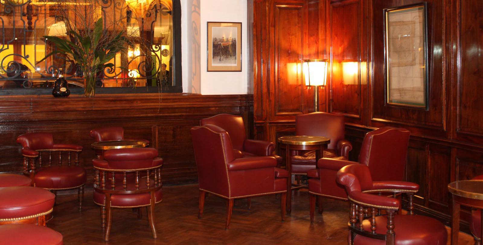 Image of Lobby Seating, Hotel Club Francés Buenos Aires, Argentina, 1866, Member of Historic Hotels Worldwide, Overview