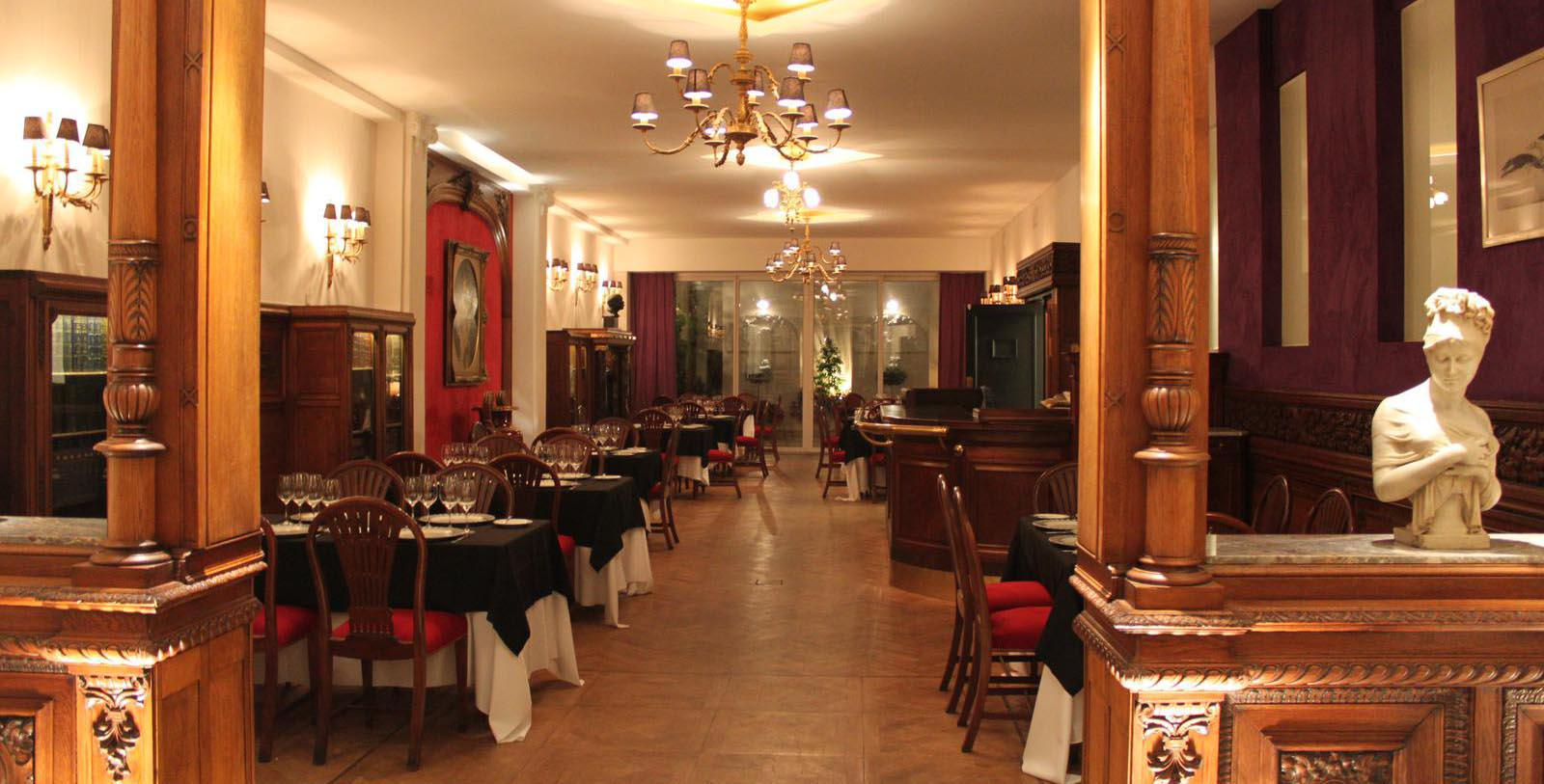 Image of Restaurant, Hotel Club Francés Buenos Aires, Argentina, 1866, Member of Historic Hotels Worldwide, Taste